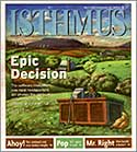 Isthmus cover 'Epic Decision'