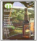 Isthmus 'M' cover: 'Local Summer Brews...'
